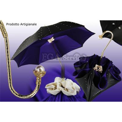 "Ombrello Donna Alta Moda Italiana """"CRISTINA LERY"""" Art. 2"