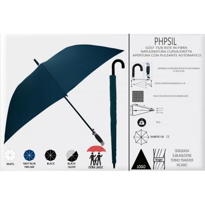 Ombrelli da Sposa Bianco Trasparente Art. VALENTINA