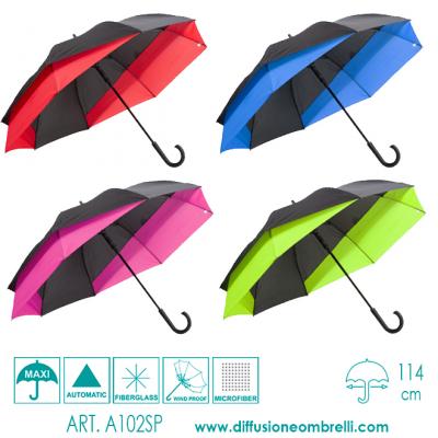Umbrellas Gentleman LOW COST Economic Line Art. GA4032