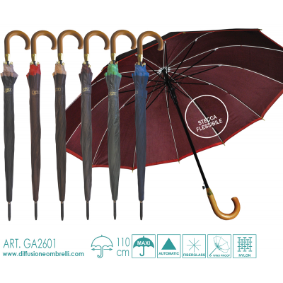 Umbrellas Unisex LOW COST Economic Line Art. GA4035