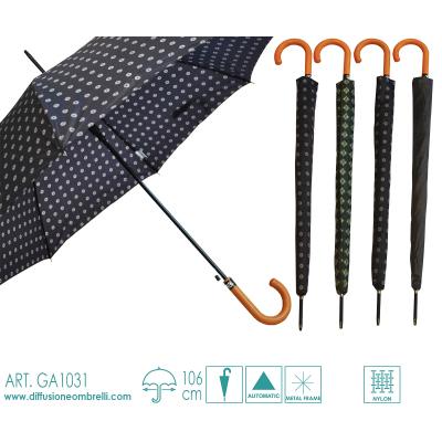 Umbrellas Gentleman LOW COST Economic Line Art. GA1031