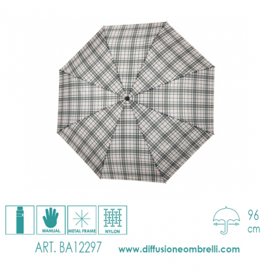 Advertising umbrella with Custom Logo Ref. SILANT
