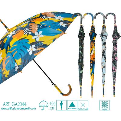 Umbrellas Lady LOW COST Economic Line Art. GA2044