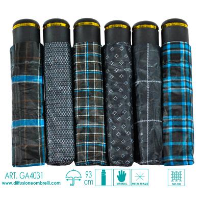 Umbrellas Gentleman LOW COST Economic Line Art. GA4031