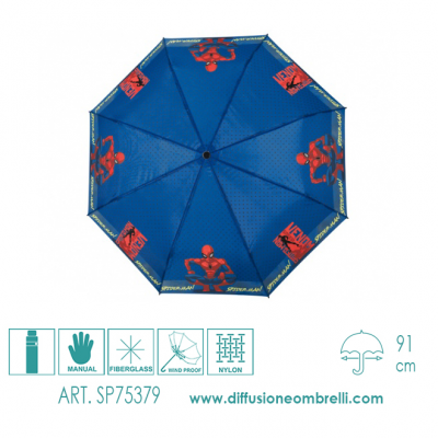 Umbrellas Lady Perletti BASIC Line Art. 12241