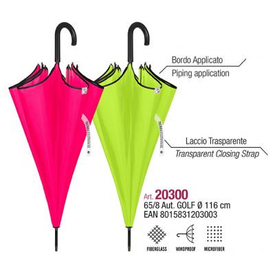 Umbrellas Gentleman Perletti BASIC Line Art. 12251